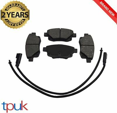 FORD TRANSIT REAR BRAKE PADS 2.2 FWD 2.4 RWD 2006 ON MK7 E MARKED