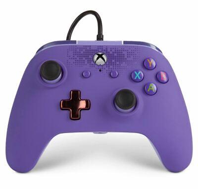 Mando con Cable PowerA Zen con licencia oficial para Xbox One PC...