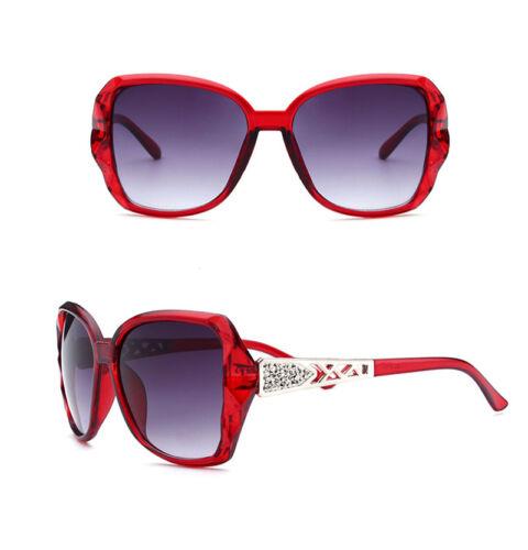 New Womens Ladies Designer Polarized Sunglasses Oversized Driving Eyewear UV400