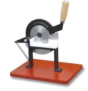 Manual Herb Cutter Slicer Herb Shredder Slicing Machine 150058