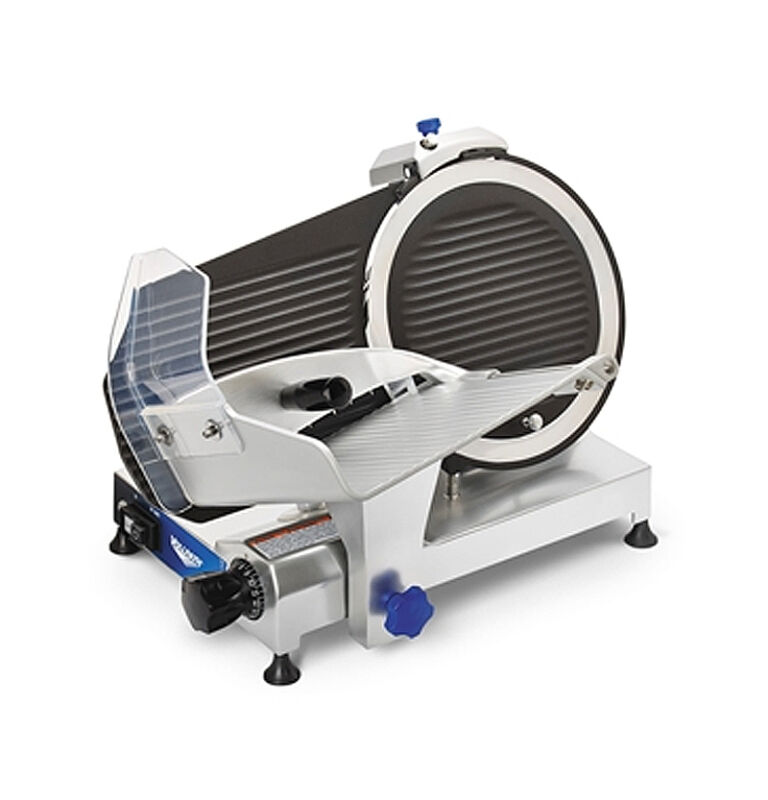 "Vollrath 40951 12"" Manual Meat Slicer Belt Driven Medium Duty 2/5 Hp"