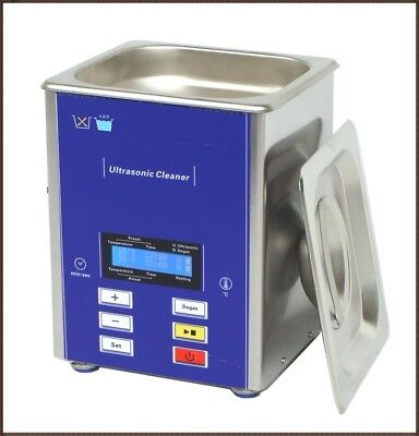digital touch control degas ultrasonic cleaner 2l