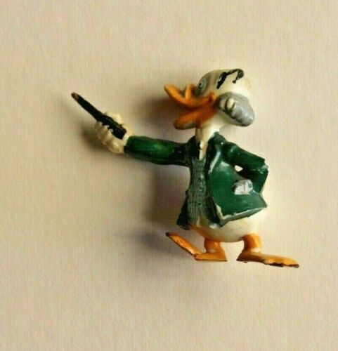 LUDWIG VON DRAKE CHARACTER FIGURINE - Marx Disney Miniatures 1960s