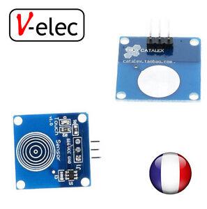 1013# TTP223 TTP223B module Jog digital touch sensor capacitive for arduino - France - État : Neuf: Objet neuf et intact, n'ayant jamais servi, non ouvert, vendu dans son emballage d'origine (lorsqu'il y en a un). L'emballage doit tre le mme que celui de l'objet vendu en magasin, sauf si l'objet a été emballé par le fabricant d - France