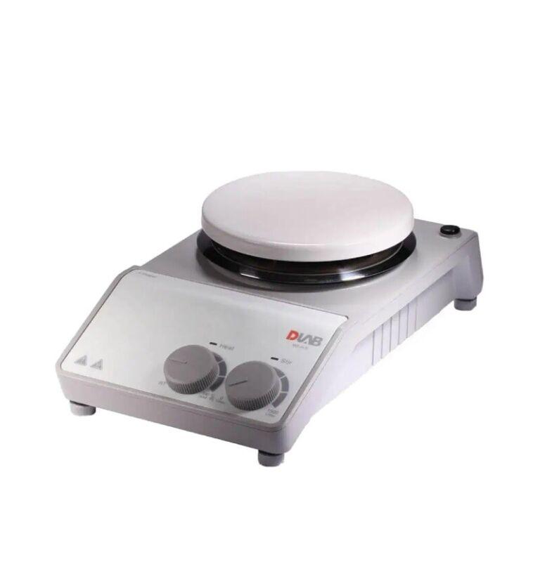 Hot plate Stirrer D-Lab MS-H-S Classic Ceramic Coated 1500 RPM 20L Capacity