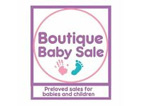 Nearly New Baby and Children's Sale