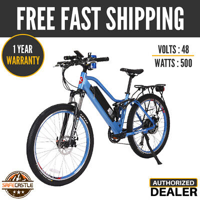 Back To Search Resultssports & Entertainment Cycling 26inch Electric Mountain Bicylce 48vlithium Battery 500w Motor Smart Lcd Assist Bike Pas Ebike Aluminum Mountain Bike 50km Range Elegant In Smell