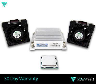 Intel Xeon E5-2650 V4 2.2 GHz 12 Core CPU Kit for HP DL180 G9 Server 801236-B21
