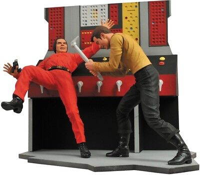 Diamond Select Star Trek - Captain Kirk & Khan Actionfiguren