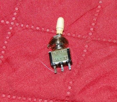 Switch Toggle Mini Alco - Spdt 6-amp - 125 Vac - Qty10