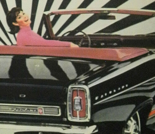 1967 FORD FAIRLANE SALES BROCHURE