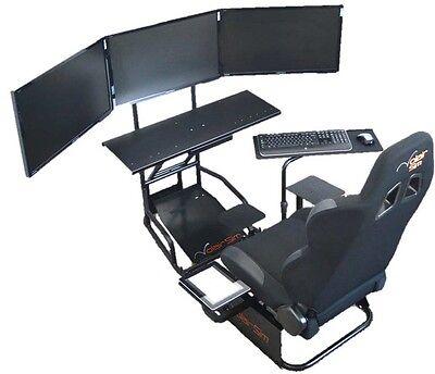 Flight Simulator Cockpit for sale | Only 3 left at -70%