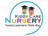 KIDDY CARE NURSERY ***FREE PLACES AVAILABLE*** ONE MINUTE FROM GOODMAYES STATION