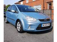 FORD C MAX 1.8 TDCI 2009 ON 58 PLATE