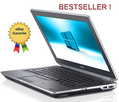 DELL NOTEBOOK LAPTOP  COREi5 E6420  2,5 GHz 6GB  DVD/CD-RW  WIFI   WIN10 2,5 Ghz Laptop