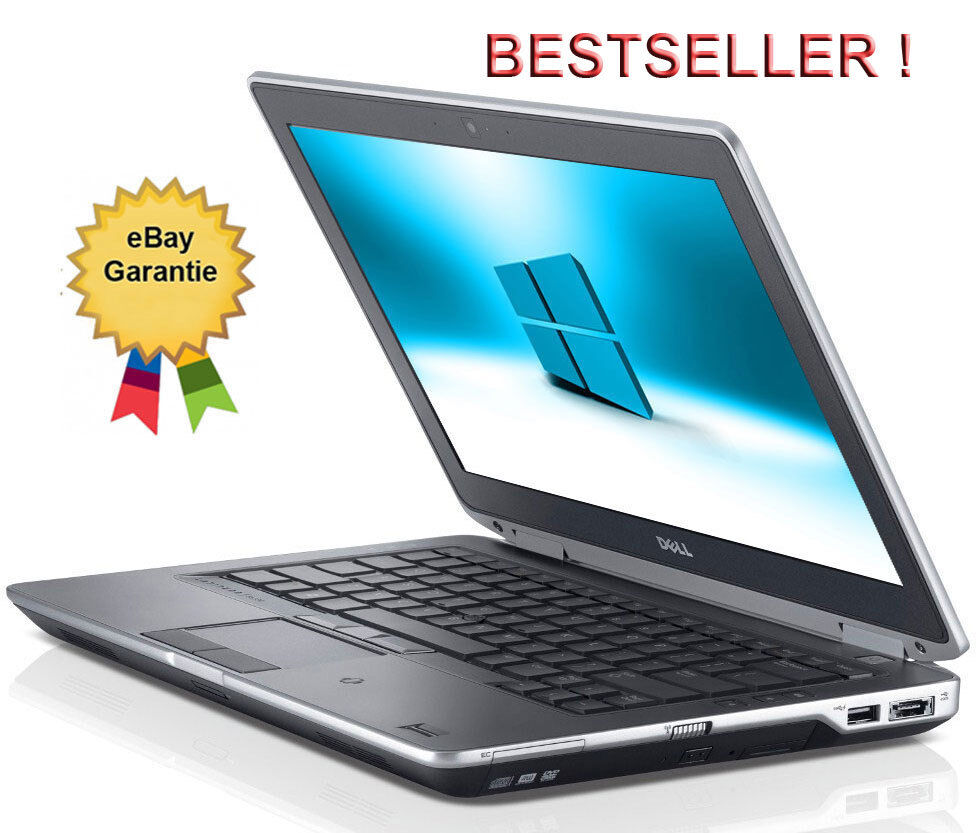 PREMIUM DELL NOTEBOOK E6420 CORE i5  2,5 GHz  14,1  4GB (8GB) WLAN  HDMI WIN10