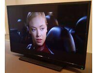 "40"" TOSHIBA 40L1333DB Full HD 1080p LED flatscreen tv in good cond Freeview 2xUSB 3xHDMI can deliver"