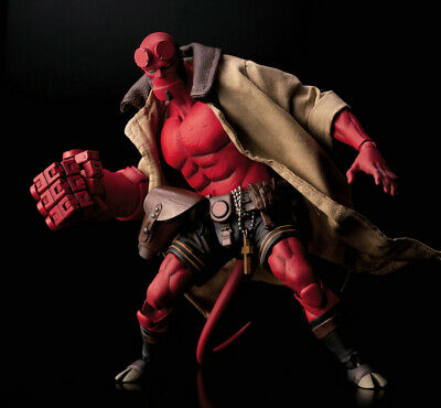 New Hellboy 1/12 Scale Action Figure Rise of the Blood Queen Boxed KO Ver