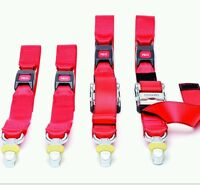 Wheelchair Restraints Four Point Webbing System With Tongue And Buckle For Unwin - unwin - ebay.co.uk