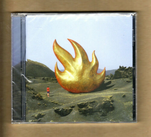 Audioslave-CD-Audioslave-Re-issue-14 Tracks-New-Sealed-2002/2014-Sony-Mint
