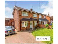 LARGE 3 BED HOUSE AVAILABLE WS5