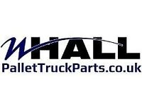 Pallet Truck Spare Parts - UK's Leading supplier - W Hall Ltd