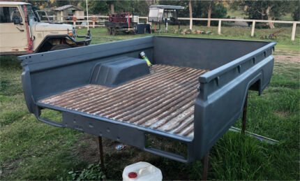 Wanted: WANTED 75 SERIES TAILGATE