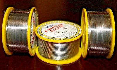New 6040 Tinlead Flux 2 1mm Tin Rosin Core Solder Wire 3 Rolls