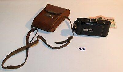 C120 Ancien appareil photo - vintage - etui origine - old camera foto - douane
