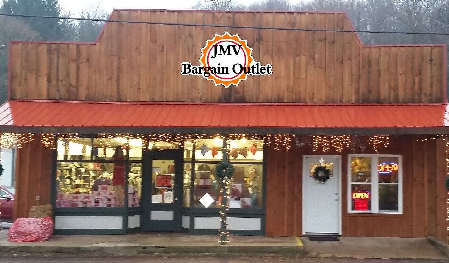 JMV Bargain Outlet