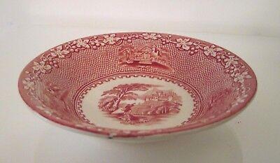 "Vintage Jenny Lind 1795 Royal Staffordshire Pottery England 4.75"" Small Bowl"