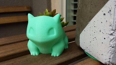 Bulbasaur Planter, Pokemon Planter, Succulent Planter, Air P