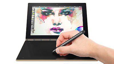 "Lenovo Yoga Book 10.1"" 64GB Touchscreen Tablet YB1-X90F Champagne Gold"