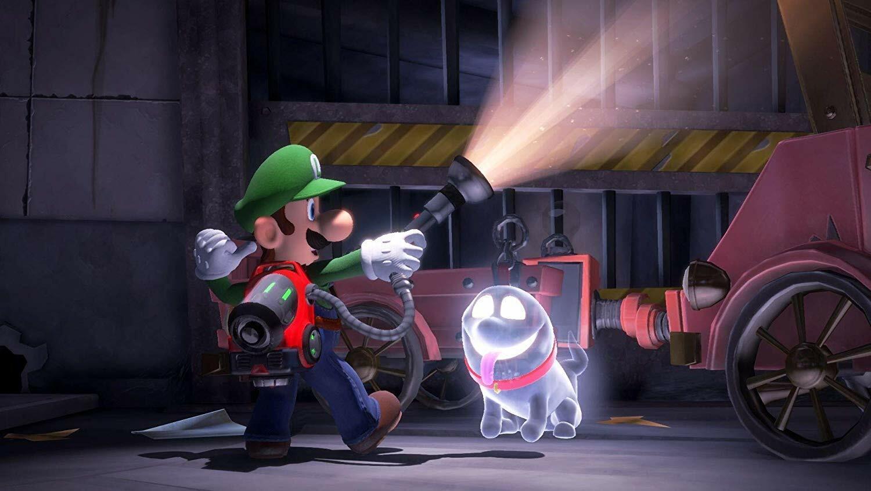 Luigi's Mansion 3 – Nintendo Switch NEW