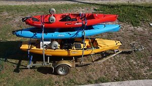 Set of hobie kayaks Dural Hornsby Area Preview