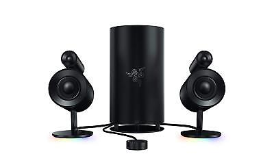 Razer Nommo Pro 2.1 THX Dolby Chroma Surround Gaming Speakers
