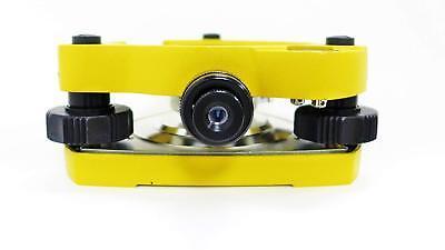 22225-y - Tribrach With Optical Plummet Yellow Omni