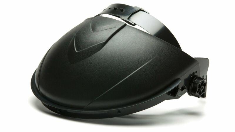 Pyramex HGBR Ridgeline Black Ratchet Headgear