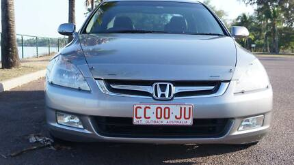 2006 Honda Accord V6 Luxury Auto Stuart Park Darwin City Preview