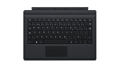 "Microsoft Surface 3 Type Cover Black Backlit Keyboard 10.8"" Tablet US / Canada"