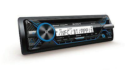 Sony MEXM71BT Bluetooth Marine-Radio (CD Player, USB, AUX-In, Apple iPod)