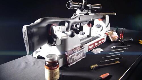 Gun Vise Cleaning Vice Gunsmithing Gun Maintenance For Rifle Shotgun Hold Down