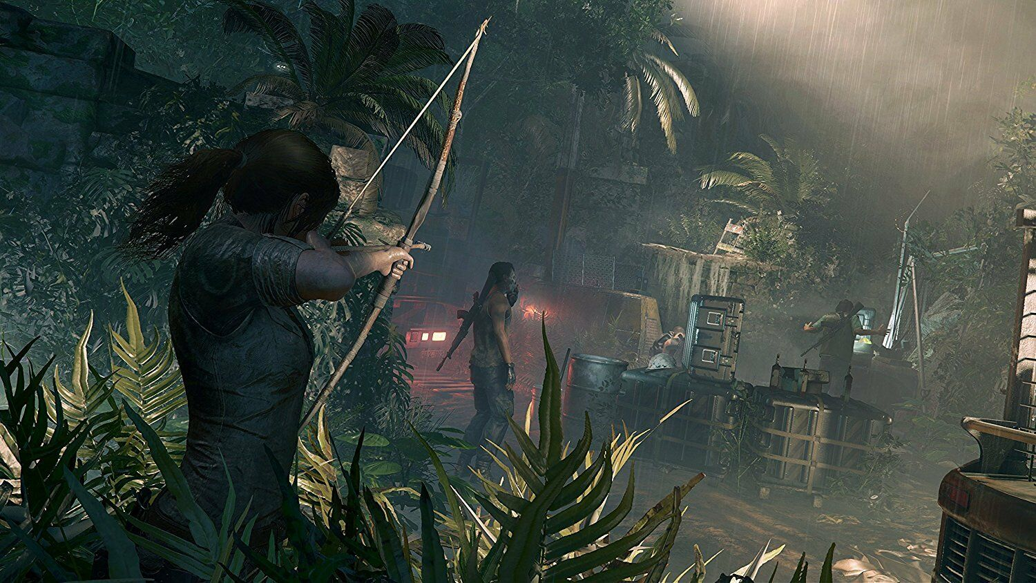 Shadow of the Tomb Raider (PS4) (NEU & OVP) (UNCUT) (Blitzversand)