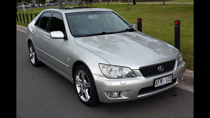 2002 Lexus IS300 2JZ