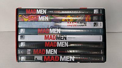 New   Mad Men  The Complete Collection
