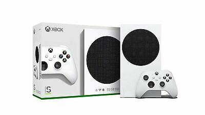 Microsoft XBOX SERIES S 512GB Video Game Console Brand New IN HAND SHIPS TODAY
