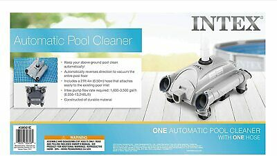 Intex 28001E Automatic Pool Cleaner Above Ground Pool Vacuum Cleaner