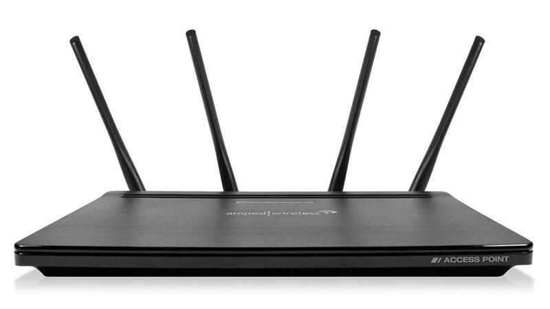 Amped Wireless High Power Wireless-N 600mW Pro Access Point AP600EX