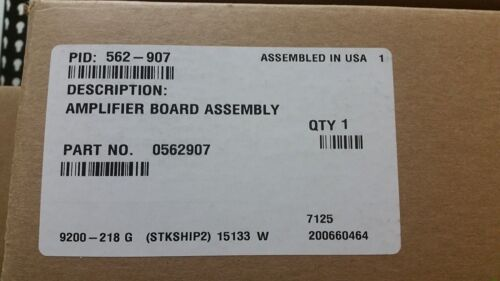 (NEW) SIMPLEX 562-907 - AMPLIFIER BOARD ASSEMBLY