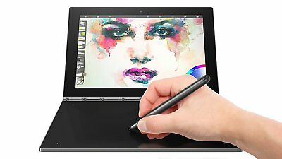 "NEW Lenovo Yoga Book 10.1"" 2 in 1 Intel X5 2.4GHz 4GB 64GB Graphic Tablet"